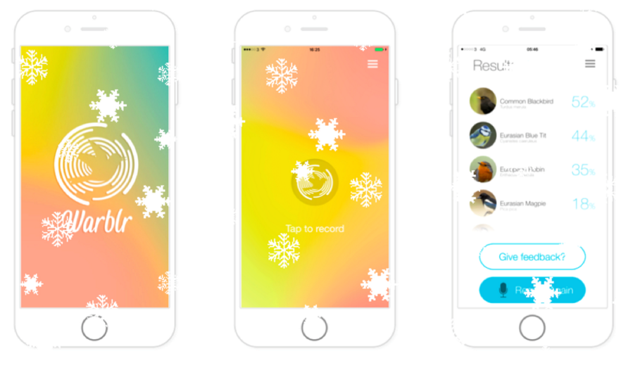 TNW's Apps of the Year: Shazam for birds Warblr lets you take part in citizen science