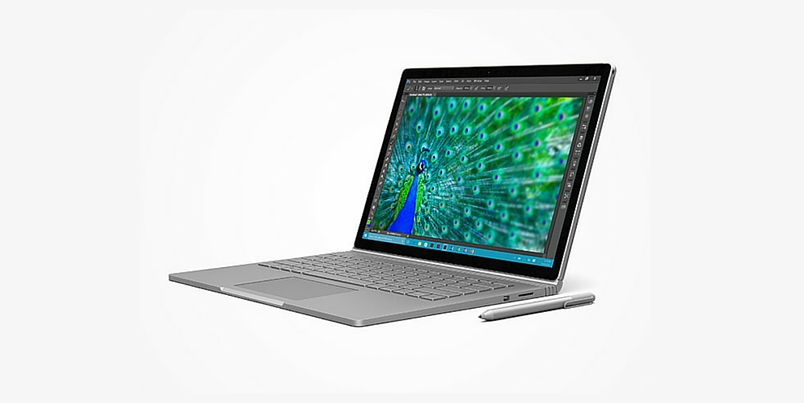 Win a Microsoft Surface Book!