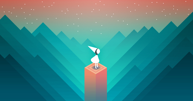 Now you can get Monument Valley for free on iOS