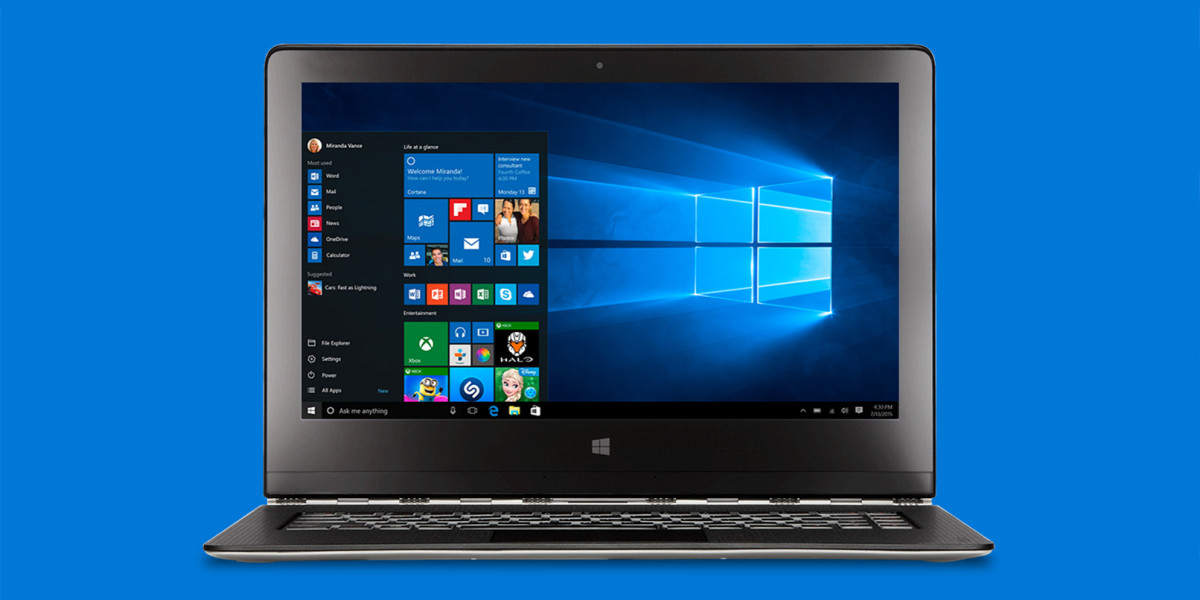 There are now almost as many Windows 10 devices as iPads