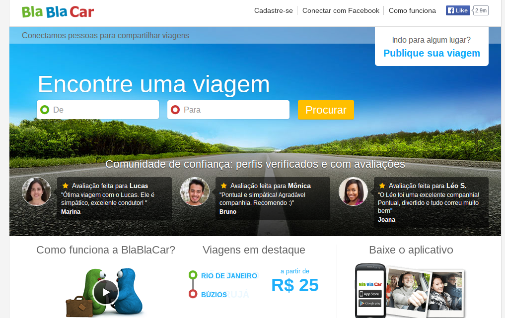blablacar brazil