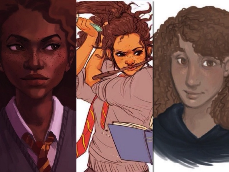 The furore over #BlackHermione should surprise no one who uses the Web everyday