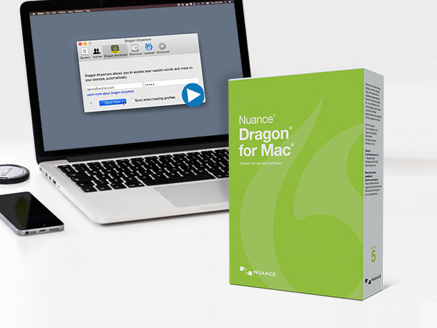 Save 25% on Dragon – the world's leading dictation software