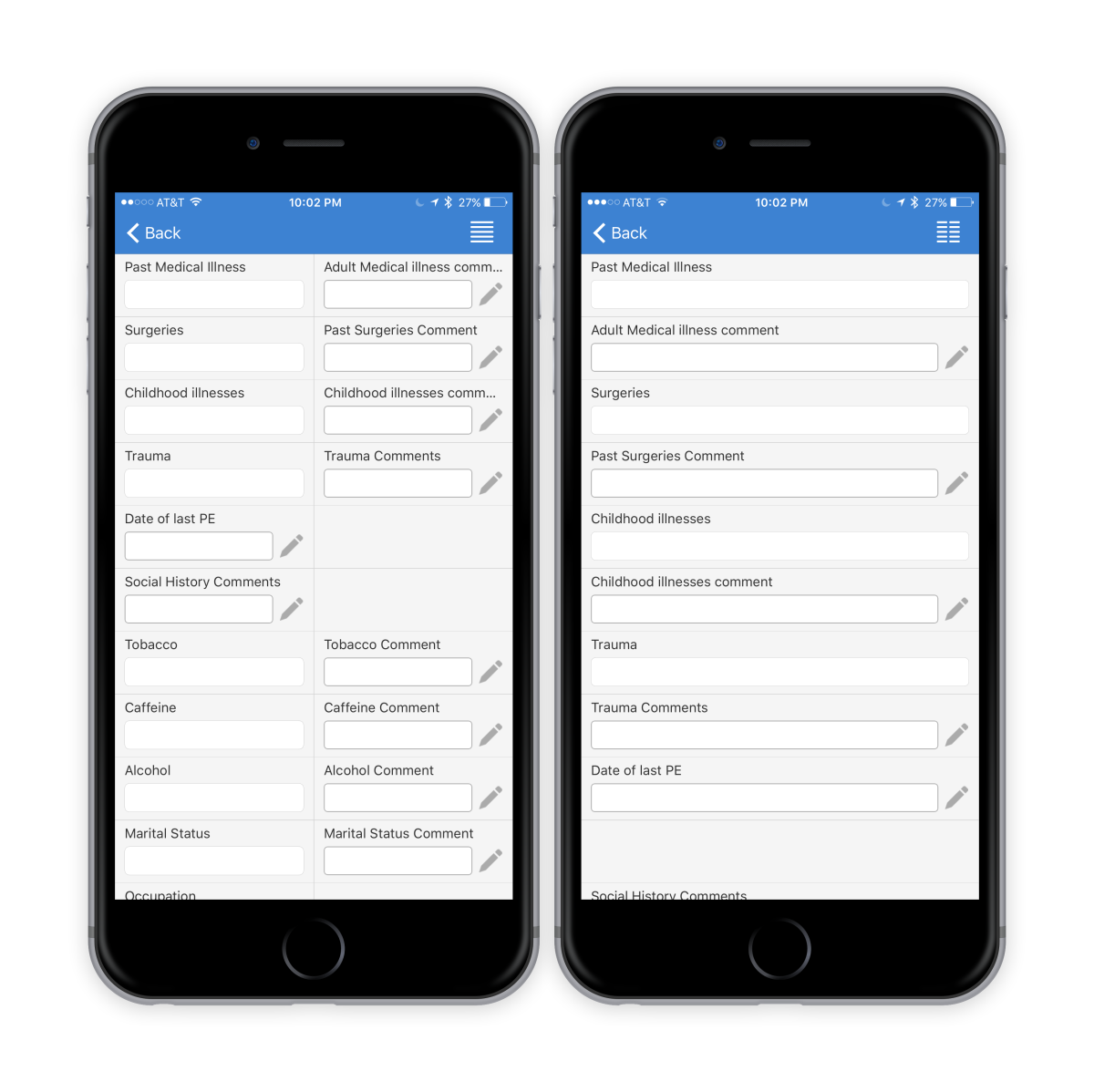 drchrono brings fully compliant medical forms to the iPhone