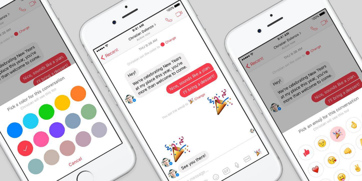 'Secret conversations' and in-store purchasing reportedly coming to Facebook Messenger