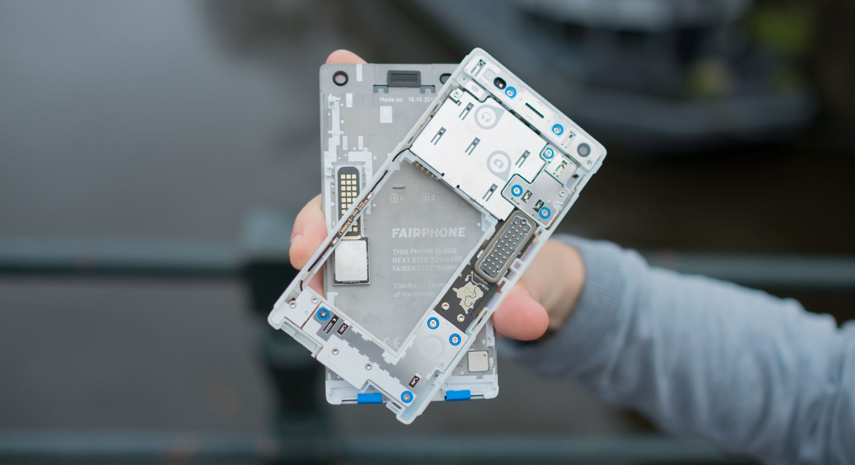 fairphone screen