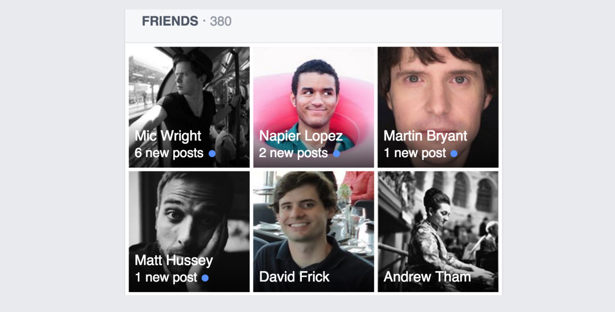 Facebook may soon alert you to friends with new posts