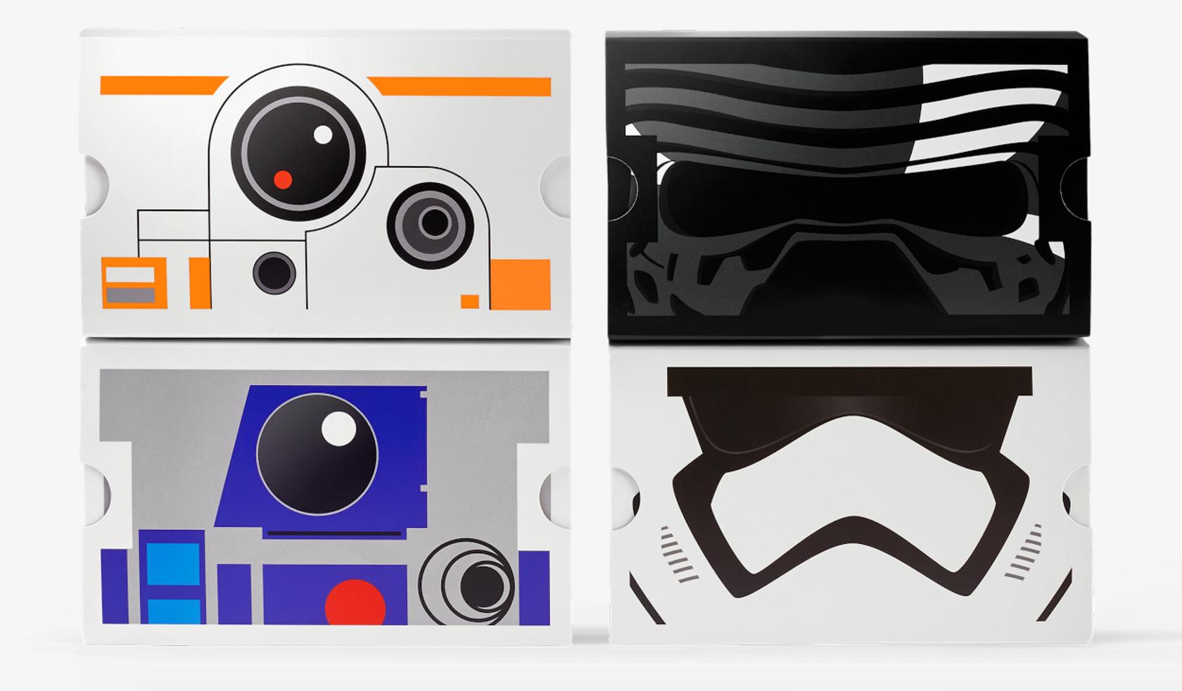 force awakens google cardboard