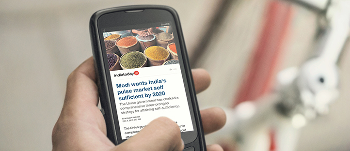 Facebook rolls out Instant Articles to all Android users