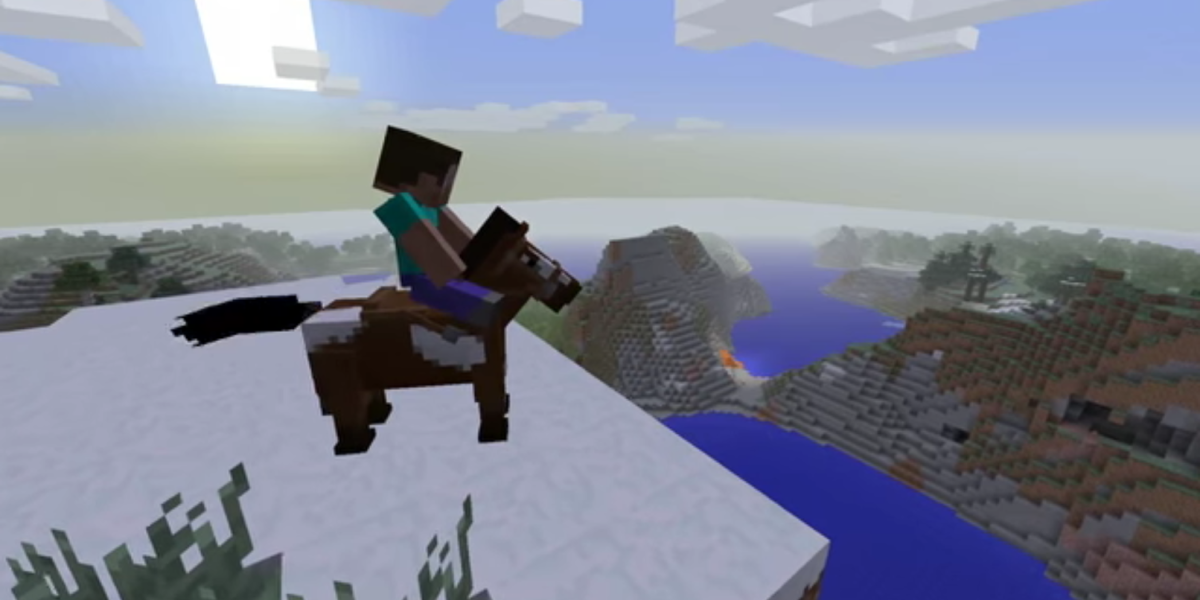 What's new in Minecraft's biggest update to date?