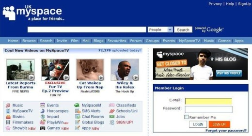 myspace-home