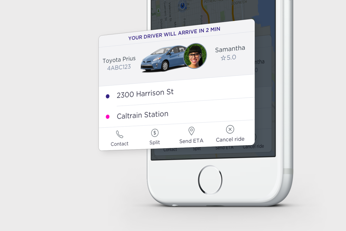 Lyft updates with major redesign, promises more commuter options to come