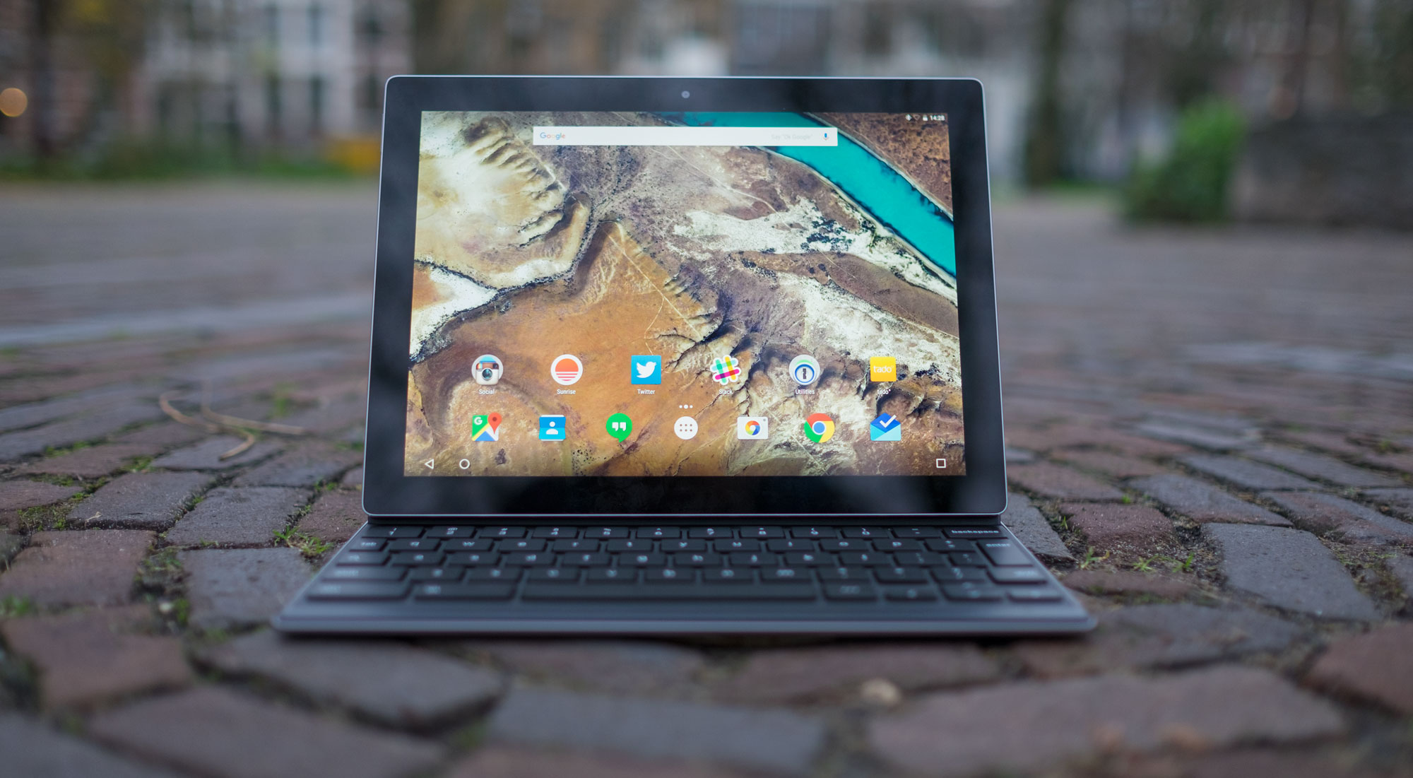 Google's Pixel C tablet is amazing -- except for one big problem