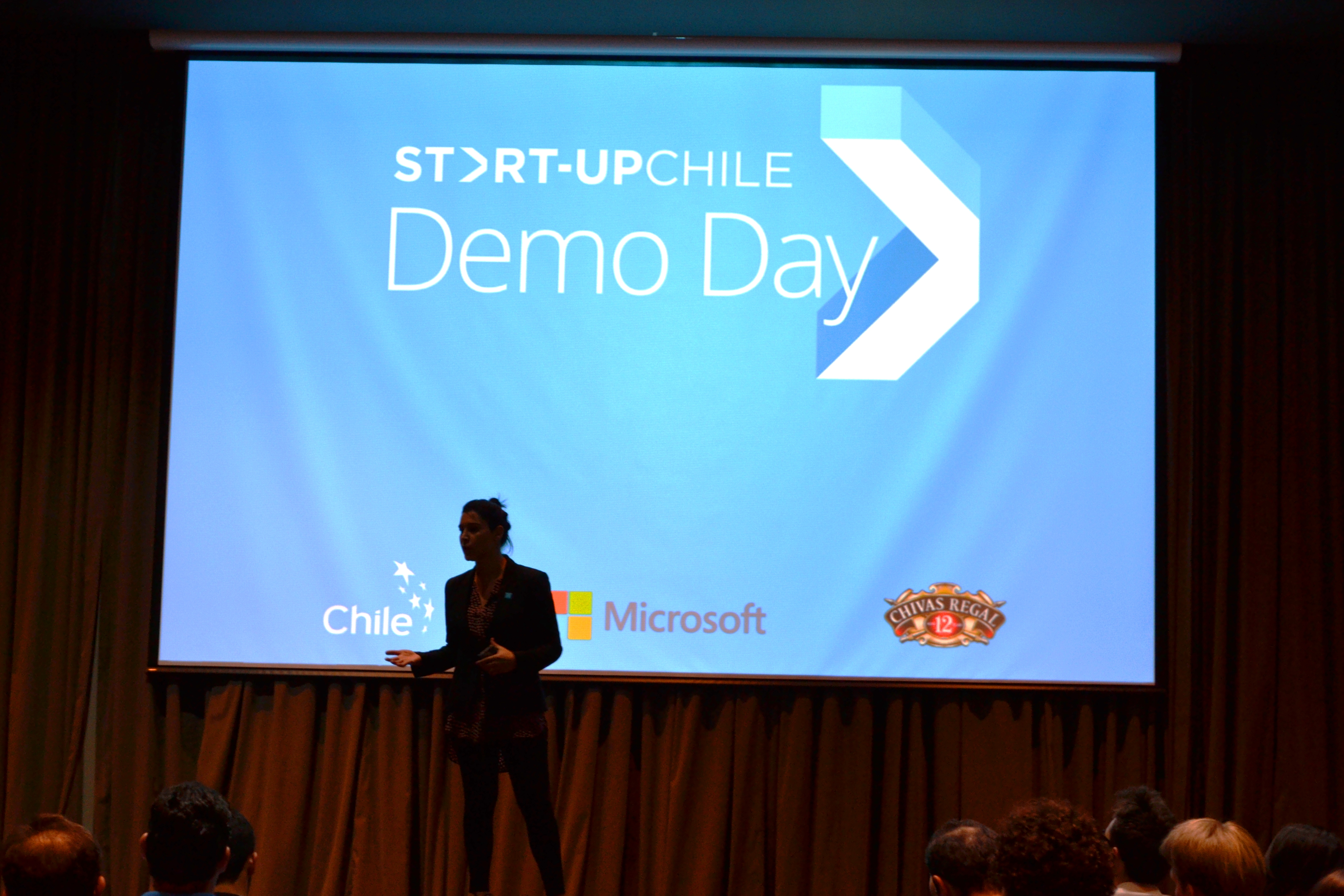 start-up chile demo day