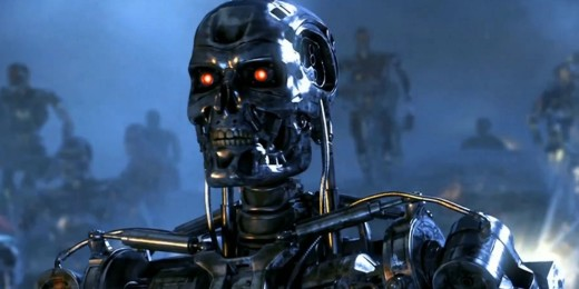 It's an article about AI dystopia. Wheel out the Terminator picture!