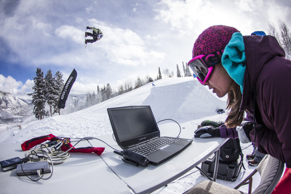 Intel and ESPN partner to showcase real-time athlete performance at the X Games
