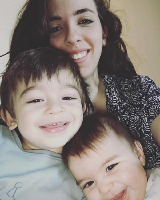 Esther Cohen's kids