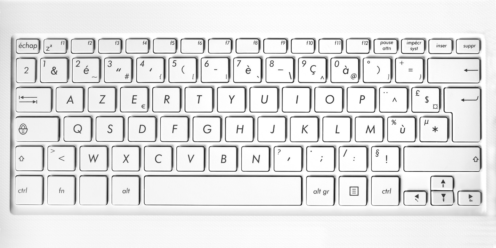 France wants to fix its difficult keyboard layout