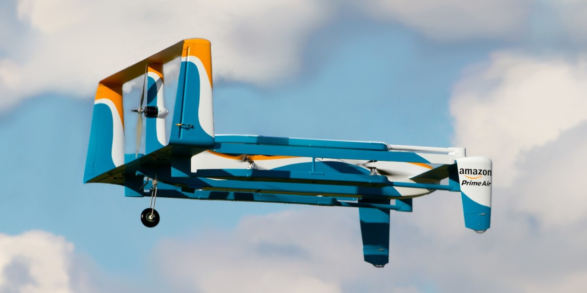 Amazon And UPS Are Squaring Up Over Delivery Drones But The Approaches Very Different