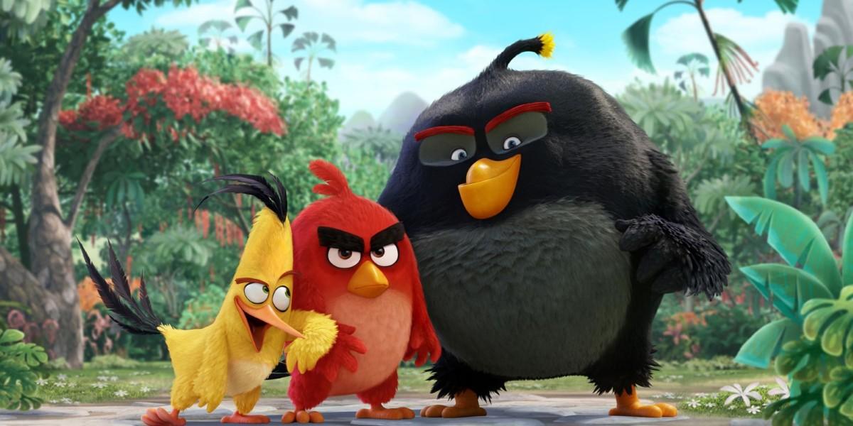 Rovio's future hangs on success of 'Angry Birds' movie