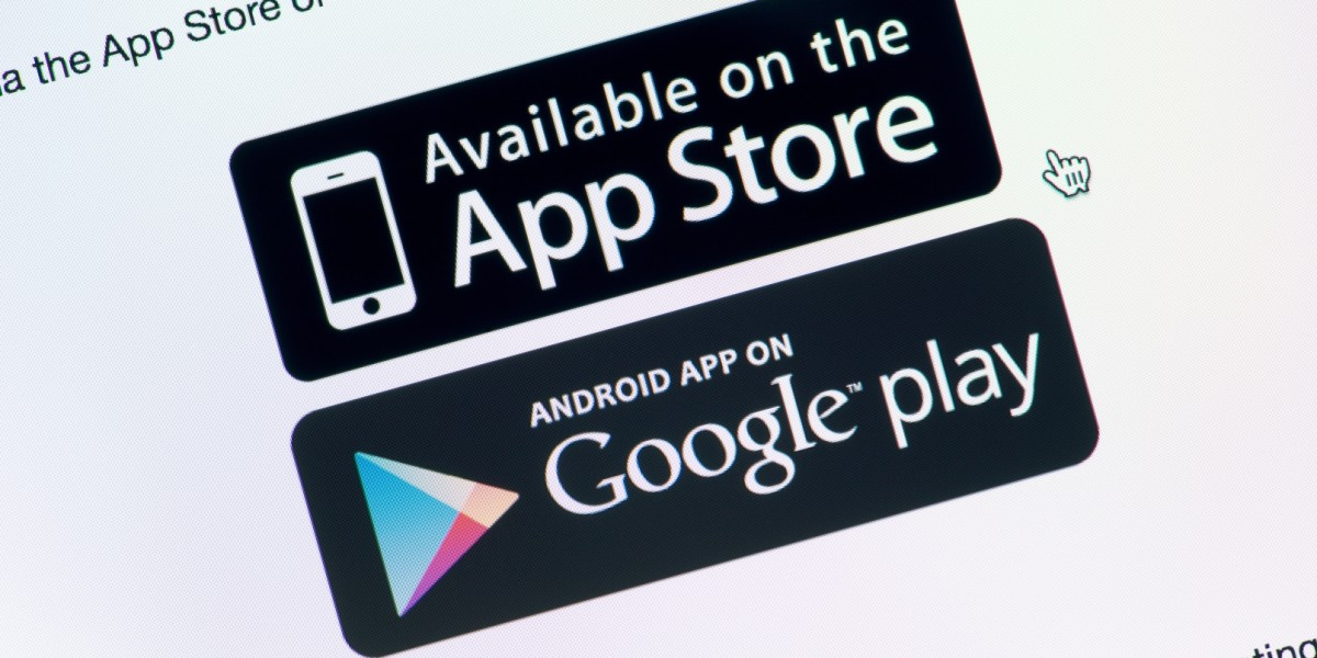 Google Play had twice as many app downloads as Apple's App Store in 2015