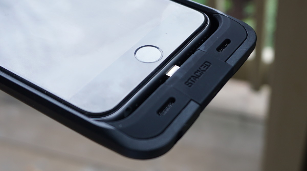 Review: Stacked brings true wireless charging to the iPhone, but there's a catch