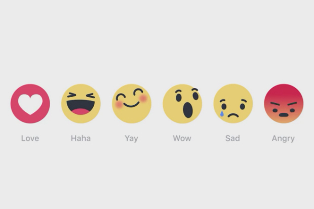 Facebook's condensed the world's emotions into 6 Reactions, and they're coming soon ...