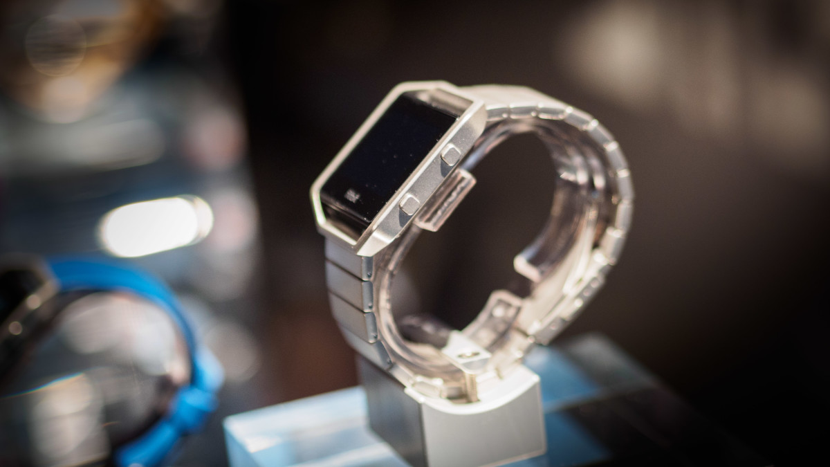 Hands-on: Fitbit Blaze adds style to the substance, but sorely needs apps