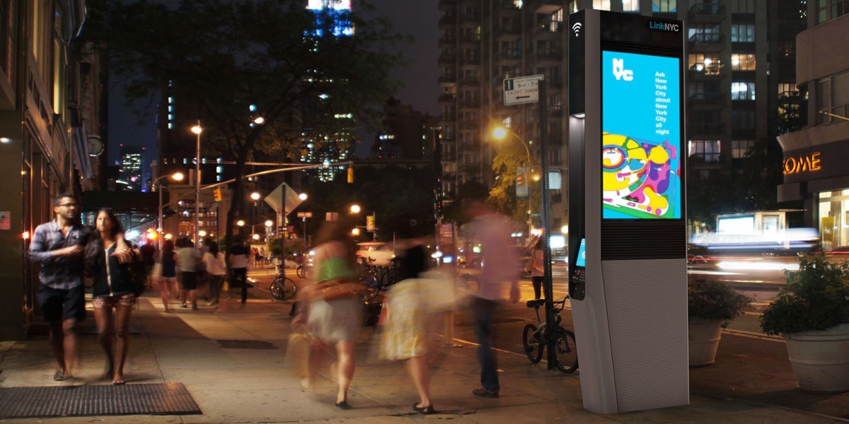 New York's free public Wi-Fi offers screaming fast 300Mbps speeds