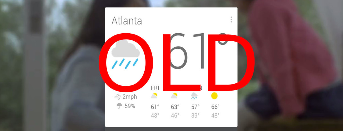 Google just totally revamped weather forecasts on Android