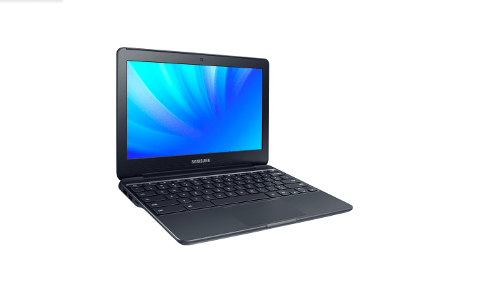 Samsung's newest Chromebook promises an 11-hour battery life, but it ain't pretty