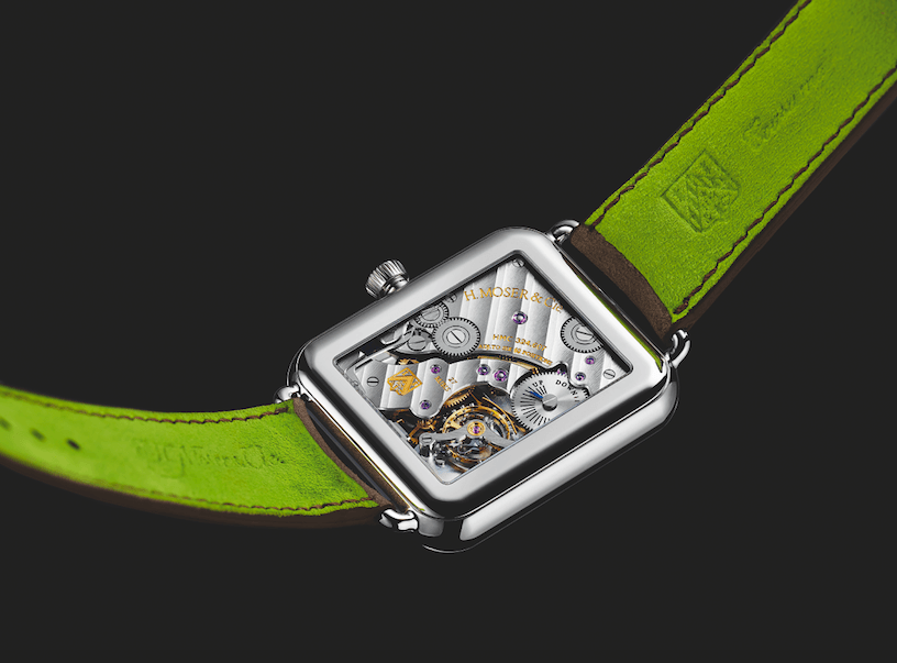 This $24k Swiss watch makes Apple feel the burn