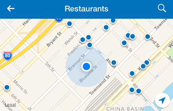 MyFitnessPal for iOS now lets you look up calorie counts for local US restaurants
