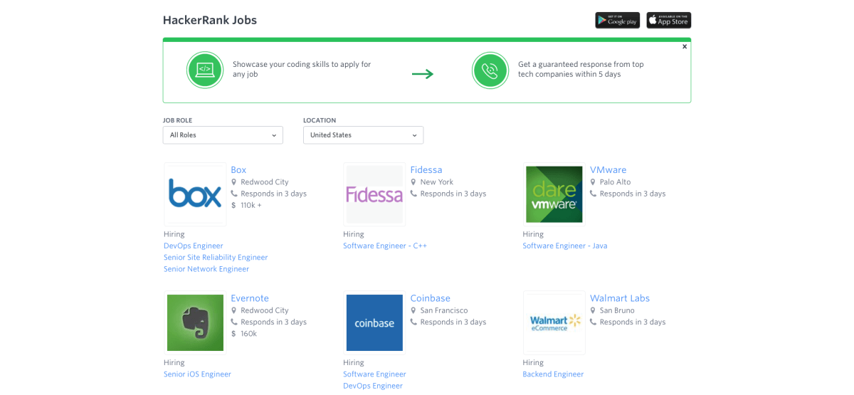 HackerRank Jobs is helping people land tech jobs based on skill, not pedigree