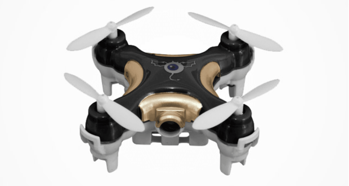 The world's smallest camera drone + 2GB Micro SD card: $34.99 on TNW Deals