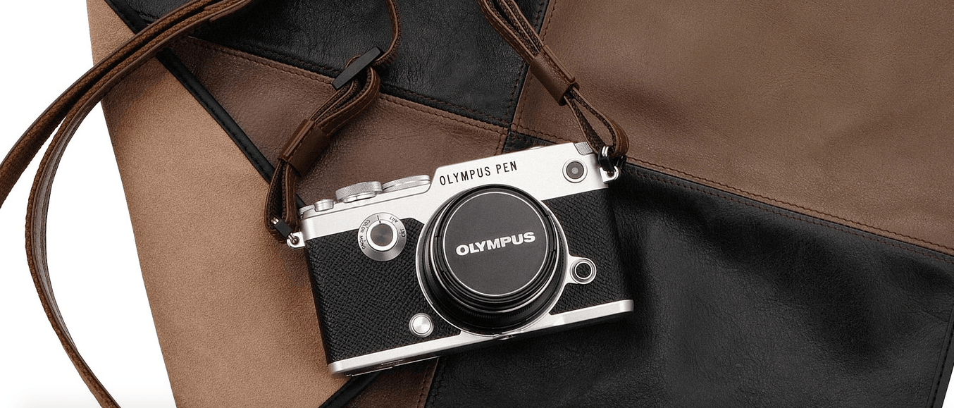 This camera looks retro but is full of futuristic features