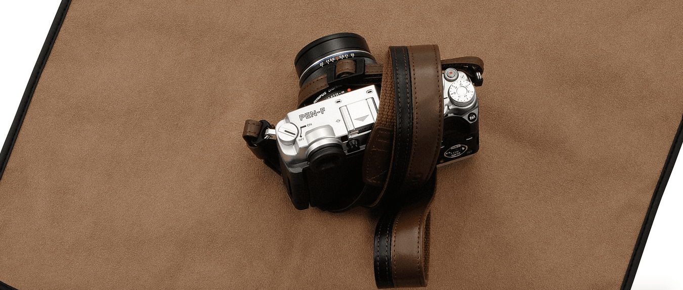 The new Olympus PEN-F camera is high class in every sense