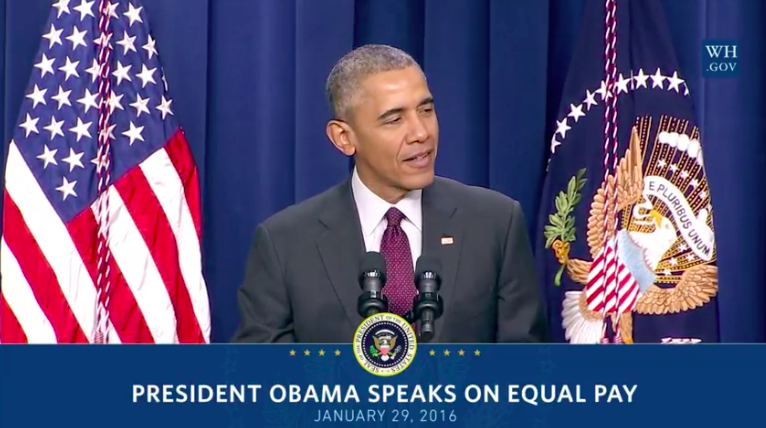 Barack Obama launches data-driven initiative to tackle pay inequality