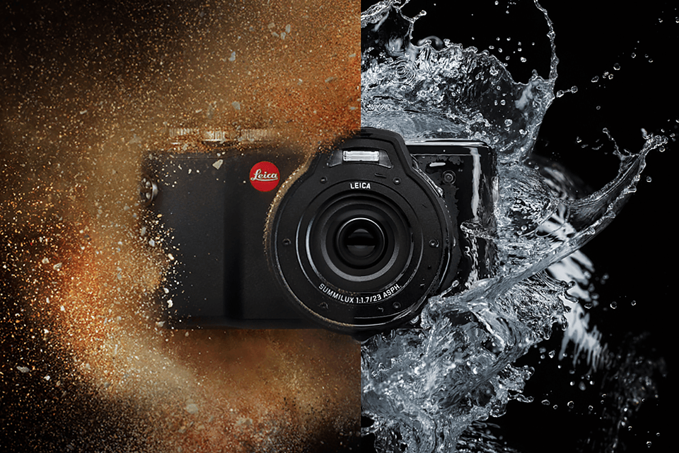 Leica just released a $2,950 underwater camera