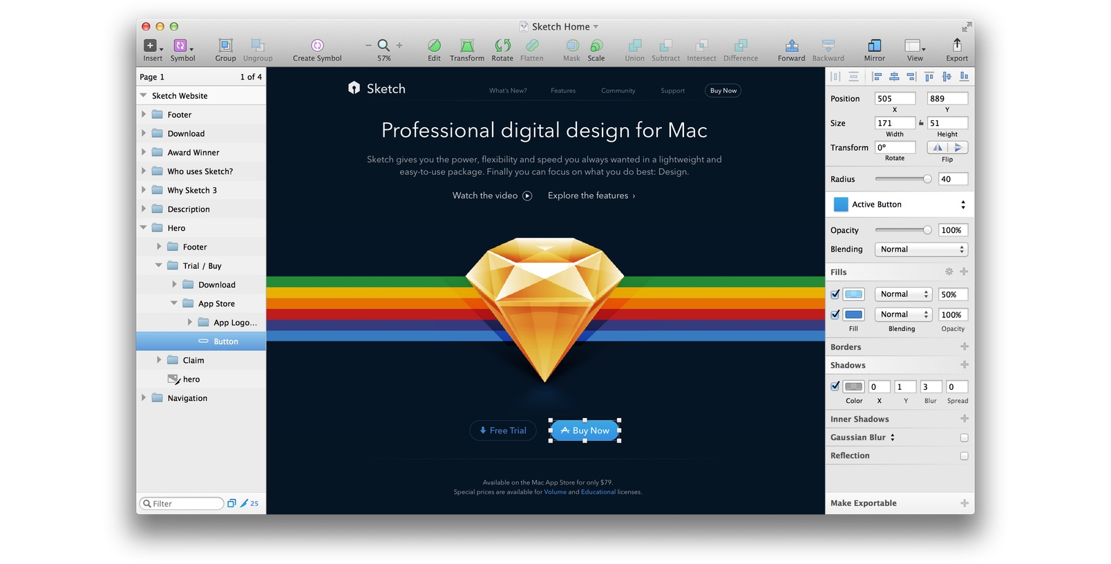 Sketch's new licensing may turn heads toward Adobe