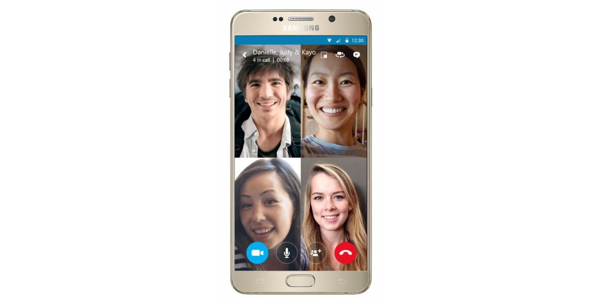 Skype will soon let you make group video calls on mobile