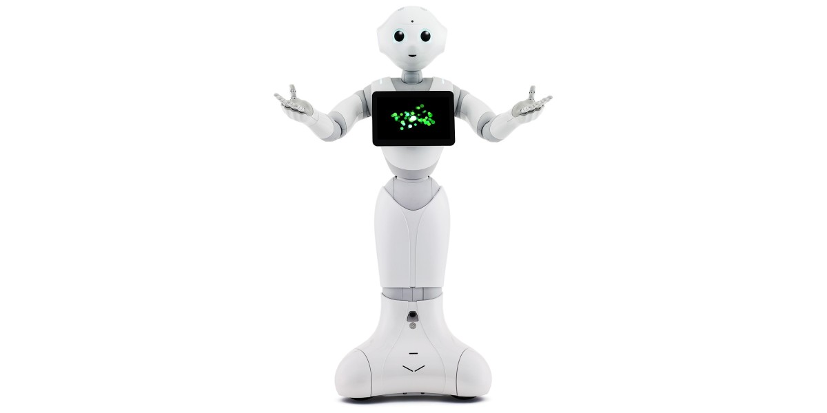 Softbank's Pepper robot will soon run a real phone store