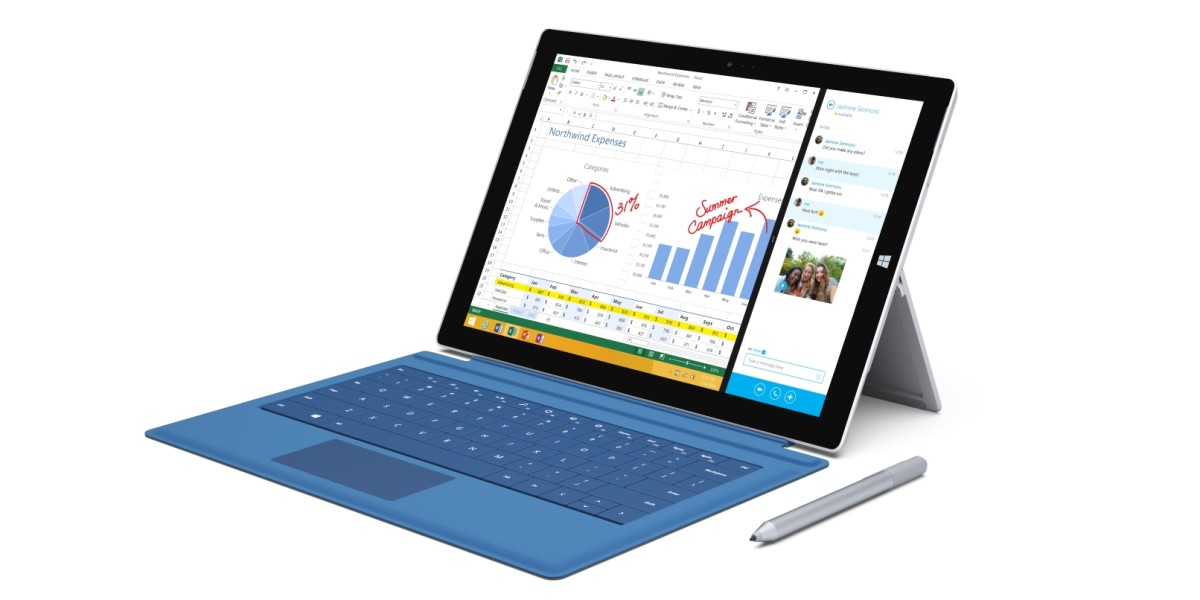 Microsoft to recall Surface Pro power cords before they burst into flames