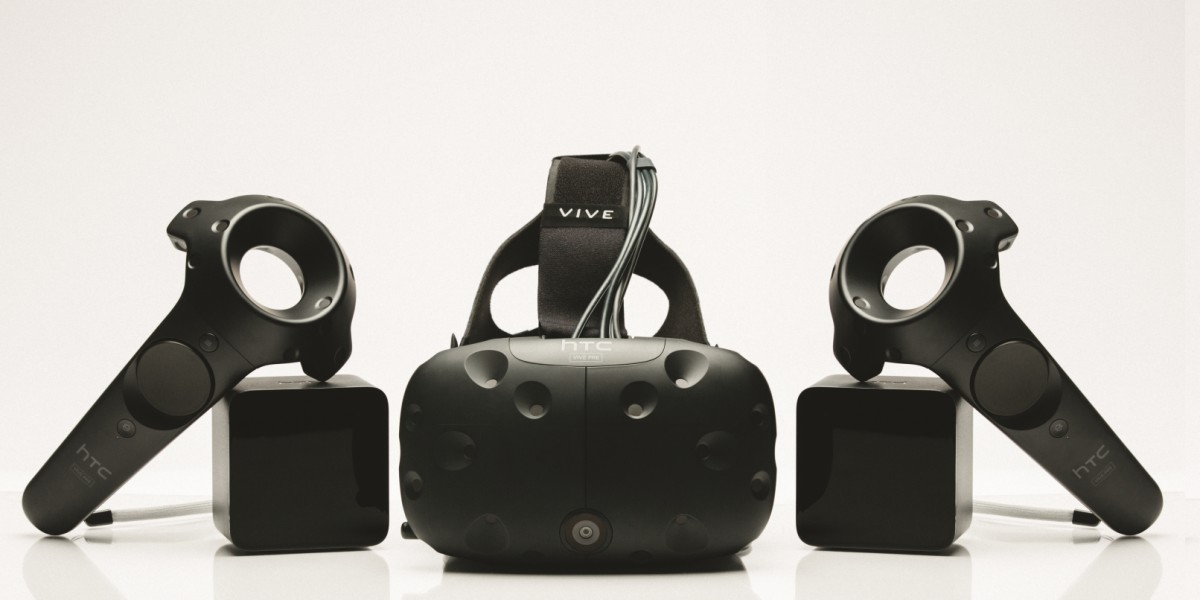 HTC just launched the Vive Pre, an upgraded VR headset for developers