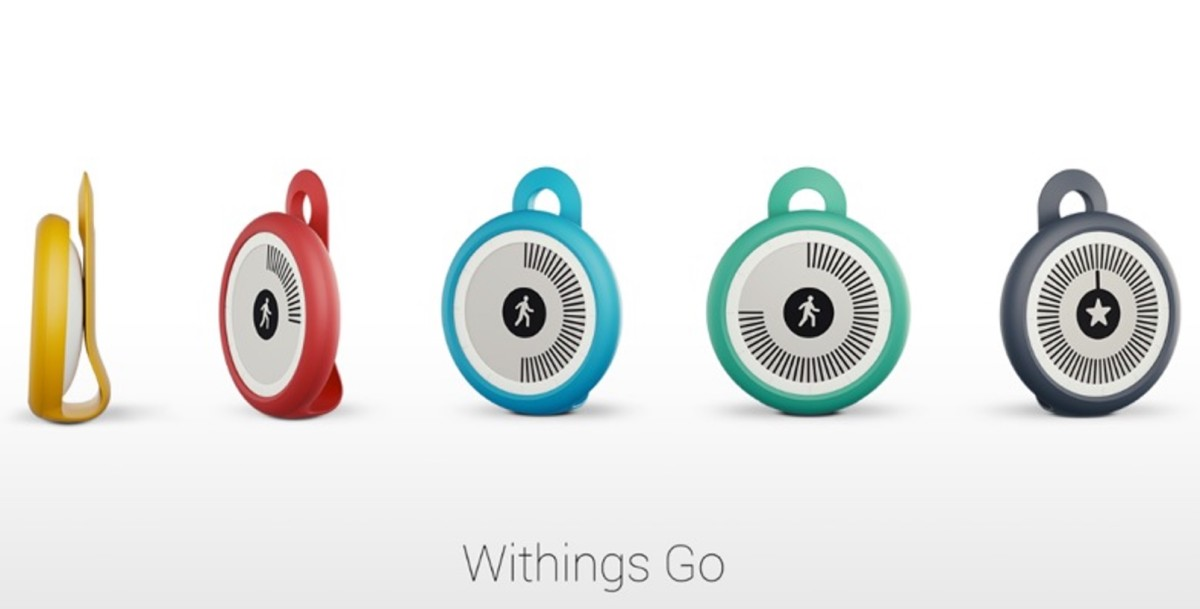 Withings' new Go fitness tracker does more than count your steps