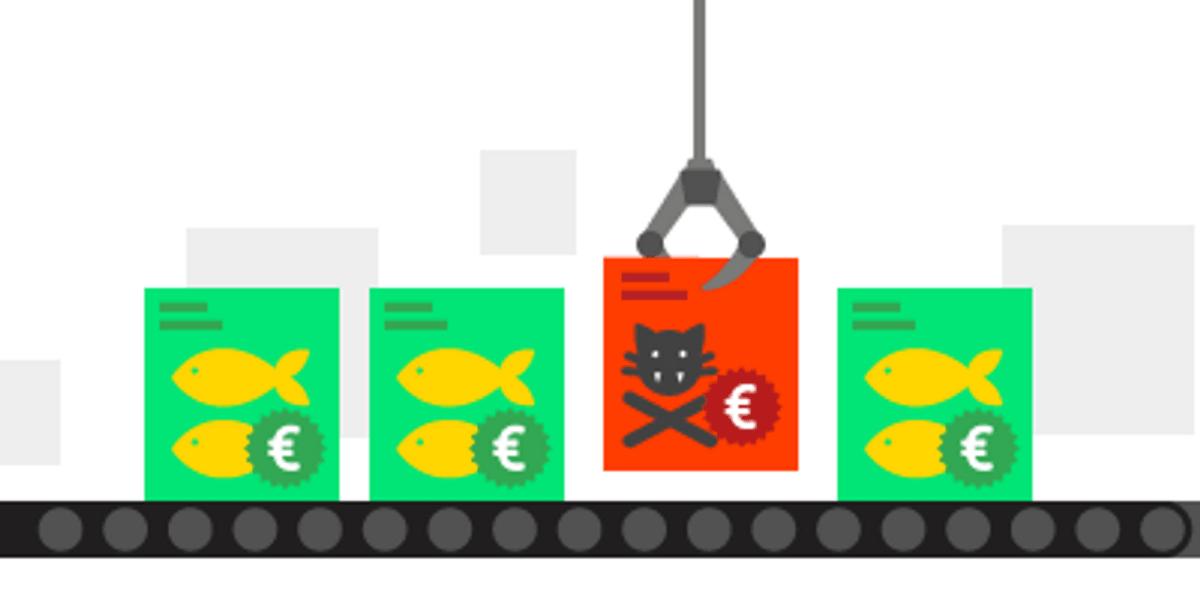 Google blocked 780 million crappy ads last year