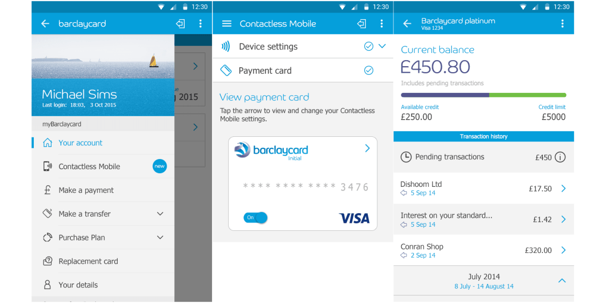 Android Pay still hasn't reached the UK, but Barclays is trying to fill the contactless gap