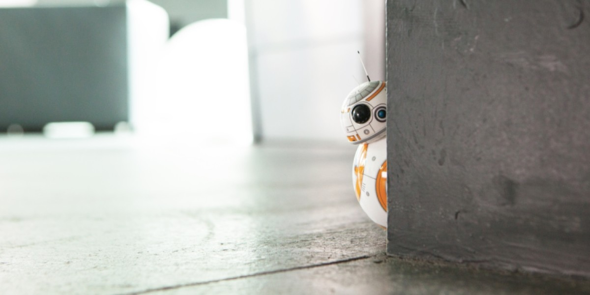 Clever tricks to try with Sphero's BB-8