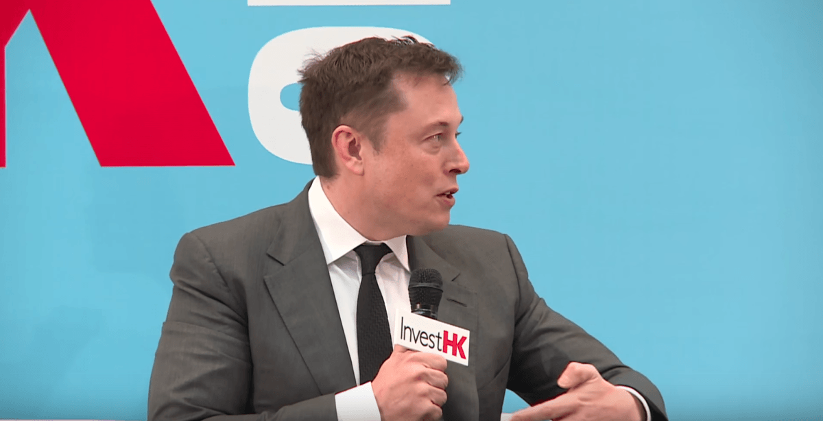 SpaceX's Elon Musk wants to send humans to start colonizing Mars by 2025