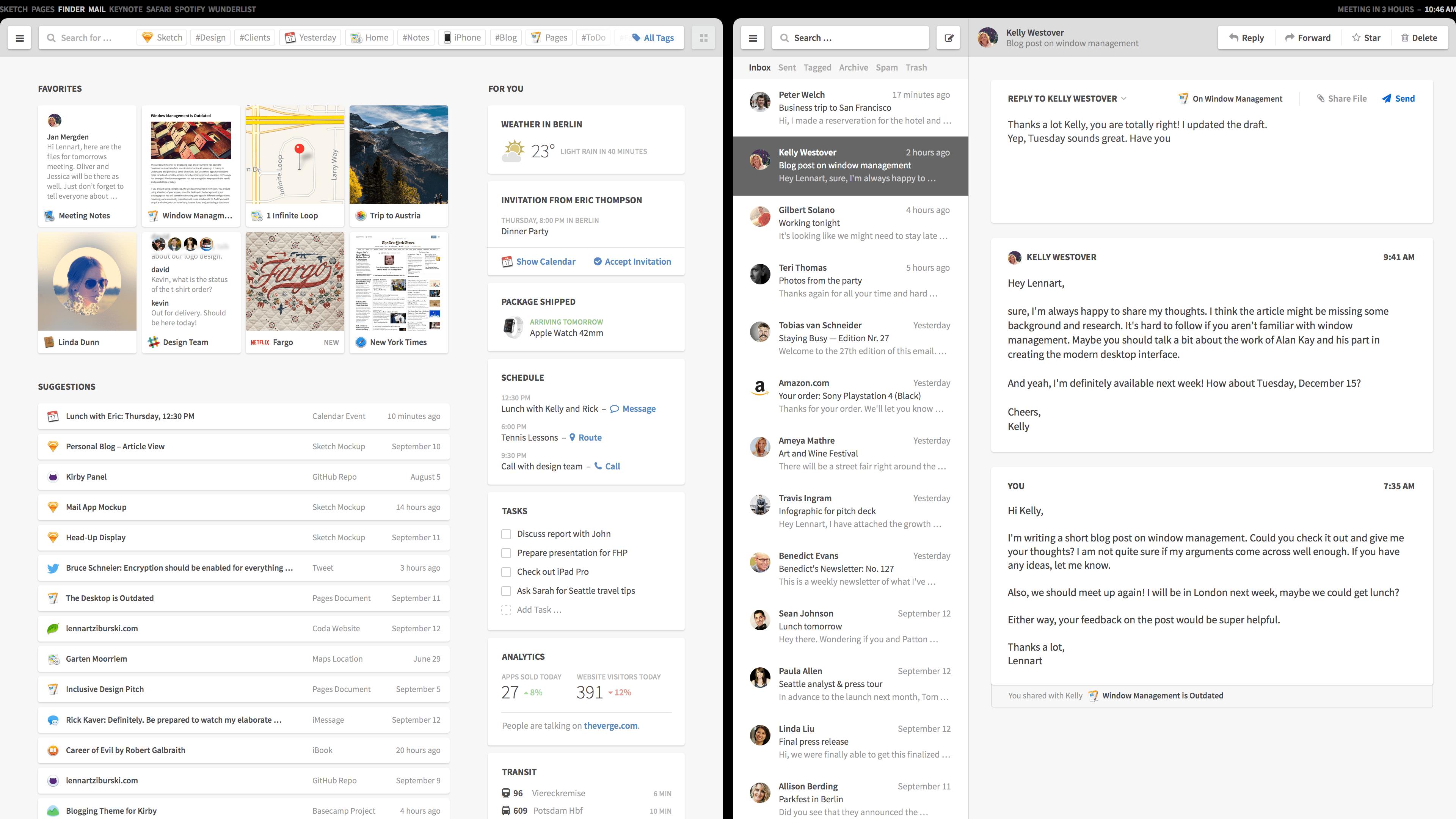 finder-mail